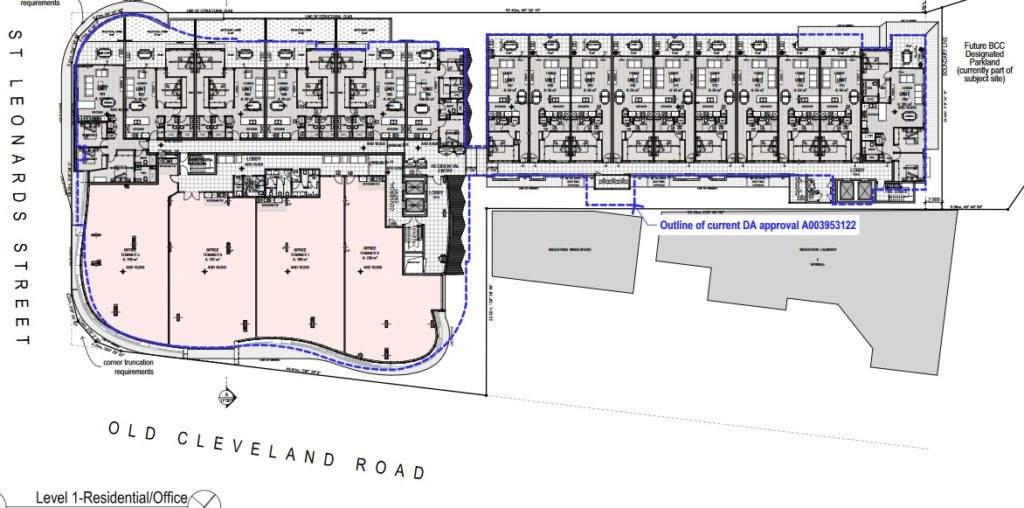 95 M Mixed Use Project Planned For Coorparoo Coorparoo News